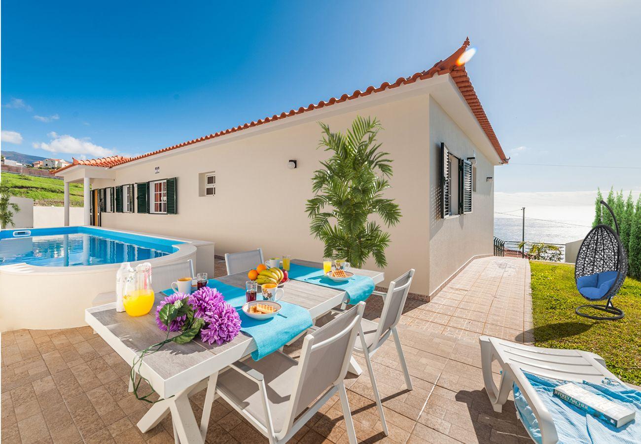 Ferienhaus in Estreito Calheta - Casa Eleanor by MHM