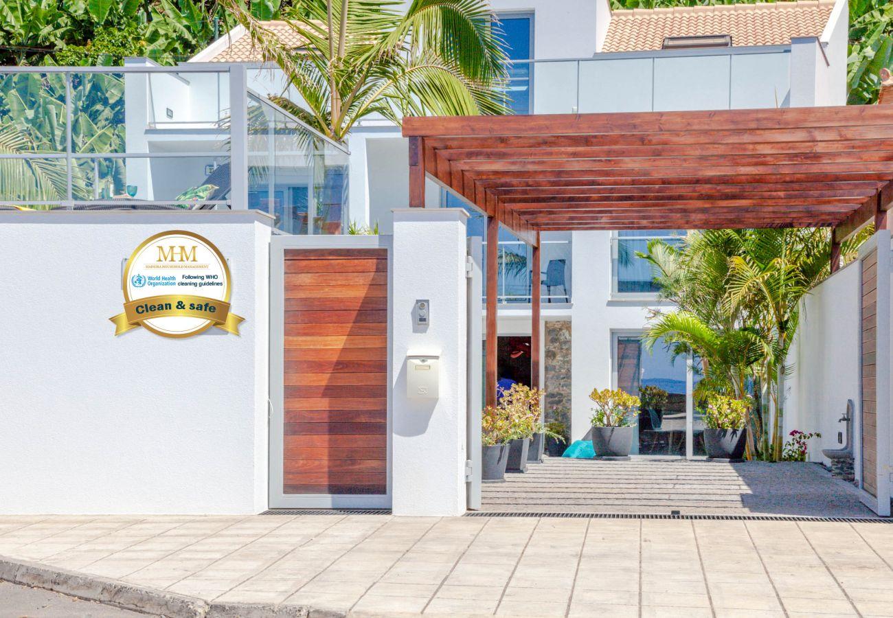 Villa in Madalena do Mar - MADEIRA BEACH HOUSE - by MHM