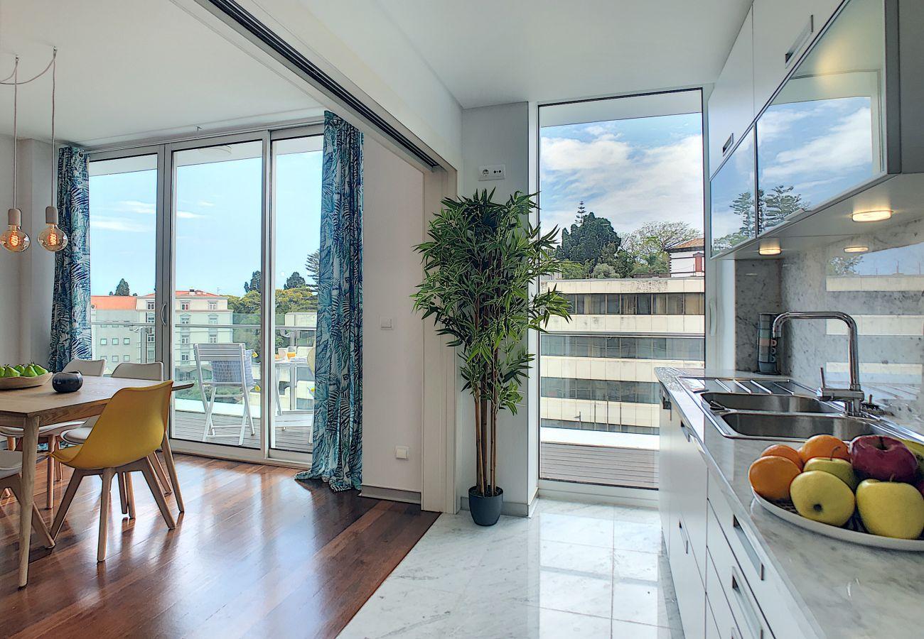 Ferienwohnung in Funchal - Apartment Sunniva by MHM