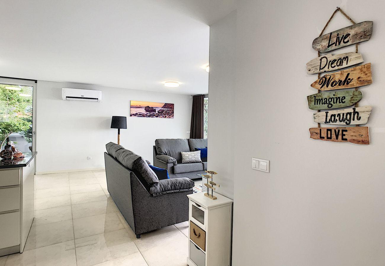 Maison à Arco da Calheta - Casa do Mel - By MHM