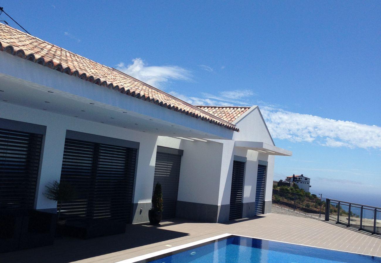 Casa em Fajã da Ovelha - VILLA SÃO LOURENÇO - by MHM