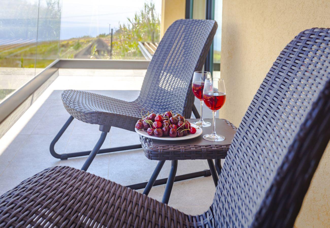 Villa in Prazeres - Eden Sun-A Modern Luxury Villa with Panoramic View