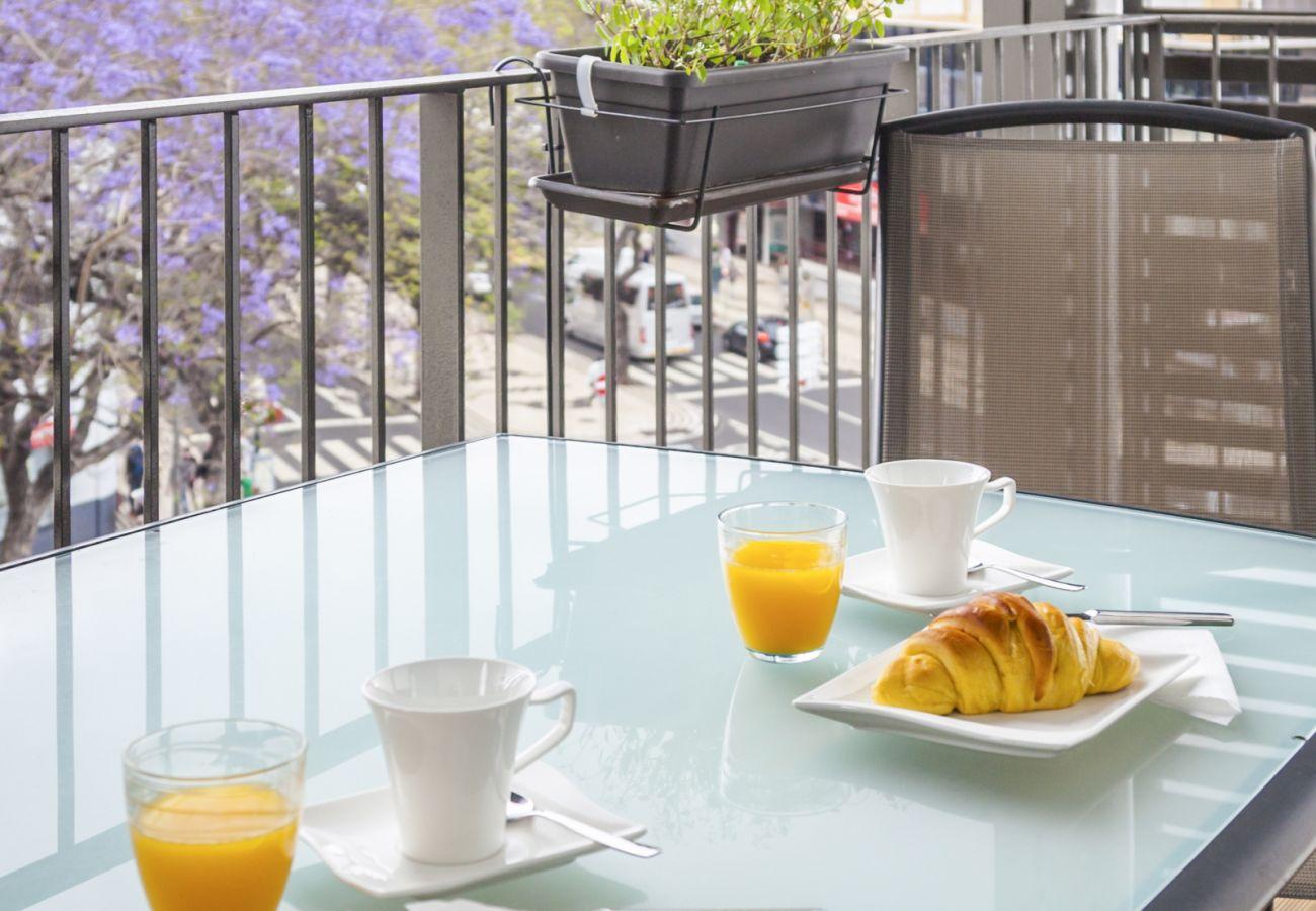 Ferienwohnung in Funchal - Parkside Vista - by MHM